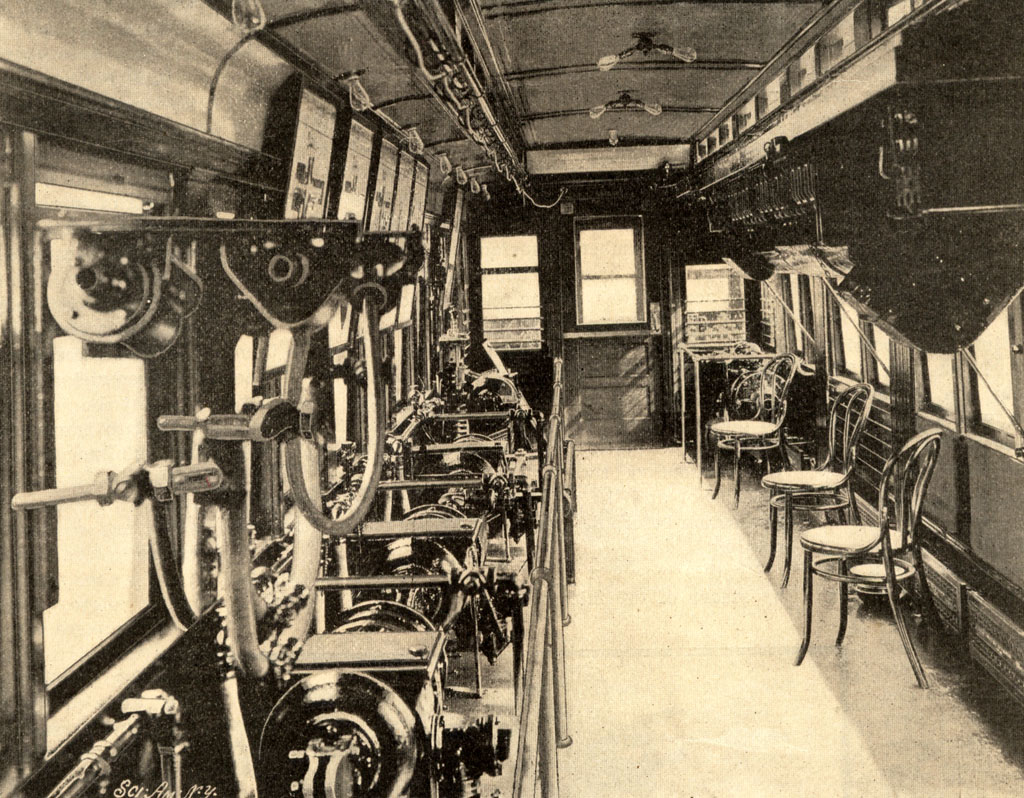 the new york subway instruction car 1904. Black Bedroom Furniture Sets. Home Design Ideas