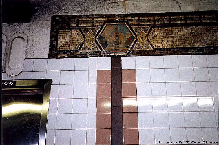 (99k, 756x500)<br><b>Country:</b> United States<br><b>City:</b> New York<br><b>System:</b> New York City Transit<br><b>Line:</b> IRT West Side Line<br><b>Location:</b> Canal Street <br><b>Photo by:</b> Wayne Whitehorne<br><b>Date:</b> 1998<br><b>Viewed (this week/total):</b> 1 / 3531