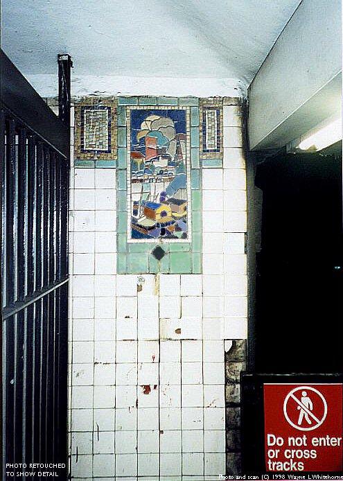 (97k, 495x694)<br><b>Country:</b> United States<br><b>City:</b> New York<br><b>System:</b> New York City Transit<br><b>Line:</b> IRT Brooklyn Line<br><b>Location:</b> Clark Street <br><b>Photo by:</b> Wayne Whitehorne<br><b>Date:</b> 3/21/1998<br><b>Viewed (this week/total):</b> 3 / 5619