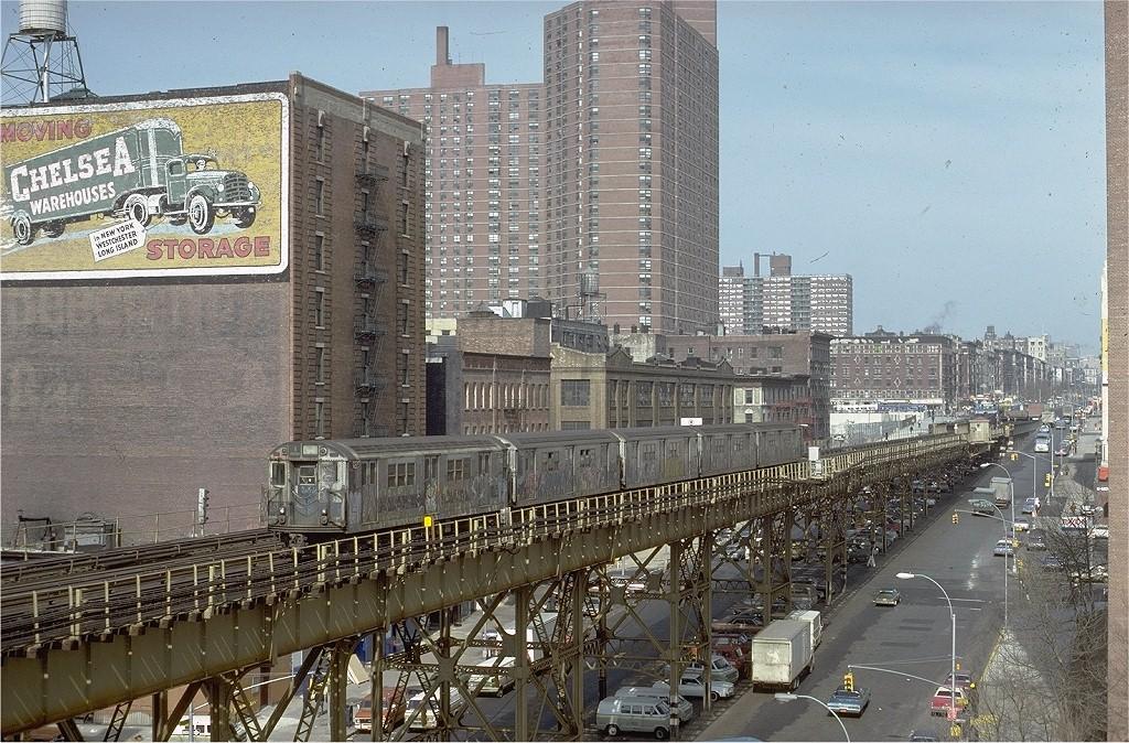 (282k, 1024x674)<br><b>Country:</b> United States<br><b>City:</b> New York<br><b>System:</b> New York City Transit<br><b>Line:</b> IRT West Side Line<br><b>Location:</b> 125th Street <br><b>Route:</b> 1<br><b>Car:</b> R-21 (St. Louis, 1956-57) 7227 <br><b>Photo by:</b> Steve Zabel<br><b>Collection of:</b> Joe Testagrose<br><b>Date:</b> 3/8/1979<br><b>Viewed (this week/total):</b> 1 / 5560