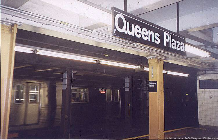 (65k, 751x485)<br><b>Country:</b> United States<br><b>City:</b> New York<br><b>System:</b> New York City Transit<br><b>Line:</b> IND Queens Boulevard Line<br><b>Location:</b> Queens Plaza <br><b>Photo by:</b> Wayne Whitehorne<br><b>Date:</b> 12/11/1999<br><b>Viewed (this week/total):</b> 0 / 4261