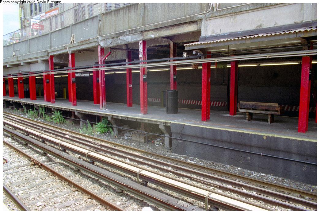 (261k, 1044x697)<br><b>Country:</b> United States<br><b>City:</b> New York<br><b>System:</b> New York City Transit<br><b>Line:</b> BMT Brighton Line<br><b>Location:</b> Newkirk Plaza (fmrly Newkirk Ave.) <br><b>Photo by:</b> David Pirmann<br><b>Date:</b> 7/18/1998<br><b>Viewed (this week/total):</b> 2 / 3432