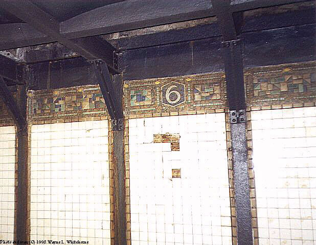 (70k, 618x480)<br><b>Country:</b> United States<br><b>City:</b> New York<br><b>System:</b> New York City Transit<br><b>Line:</b> BMT Canarsie Line<br><b>Location:</b> 6th Avenue <br><b>Route:</b> L<br><b>Photo by:</b> Wayne Whitehorne<br><b>Date:</b> 6/28/1998<br><b>Viewed (this week/total):</b> 0 / 2275