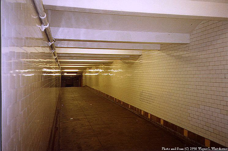 (74k, 745x494)<br><b>Country:</b> United States<br><b>City:</b> New York<br><b>System:</b> New York City Transit<br><b>Line:</b> BMT Canarsie Line<br><b>Location:</b> Morgan Avenue <br><b>Route:</b> L<br><b>Photo by:</b> Wayne Whitehorne<br><b>Date:</b> 8/21/1998<br><b>Viewed (this week/total):</b> 4 / 3485