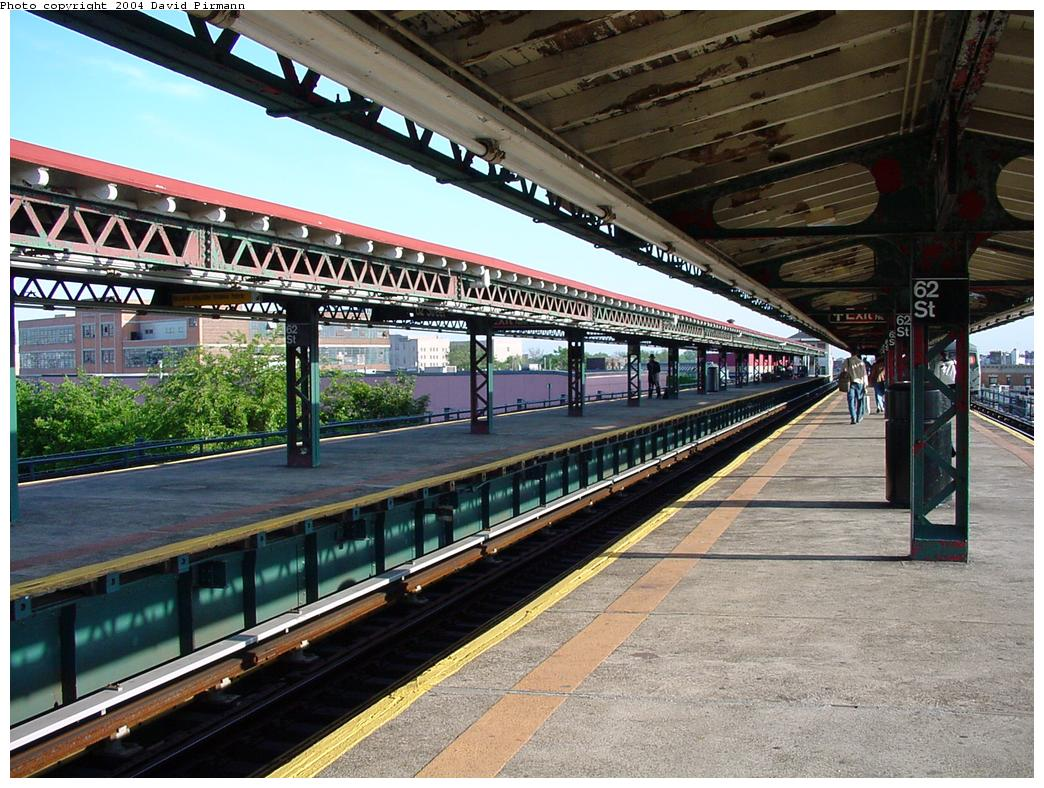 (172k, 1044x788)<br><b>Country:</b> United States<br><b>City:</b> New York<br><b>System:</b> New York City Transit<br><b>Line:</b> BMT West End Line<br><b>Location:</b> 62nd Street <br><b>Photo by:</b> David Pirmann<br><b>Date:</b> 5/31/2000<br><b>Viewed (this week/total):</b> 0 / 2891