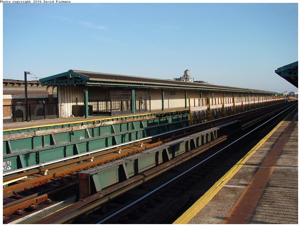 (125k, 1044x788)<br><b>Country:</b> United States<br><b>City:</b> New York<br><b>System:</b> New York City Transit<br><b>Line:</b> BMT West End Line<br><b>Location:</b> 71st Street <br><b>Photo by:</b> David Pirmann<br><b>Date:</b> 5/31/2000<br><b>Viewed (this week/total):</b> 0 / 2731