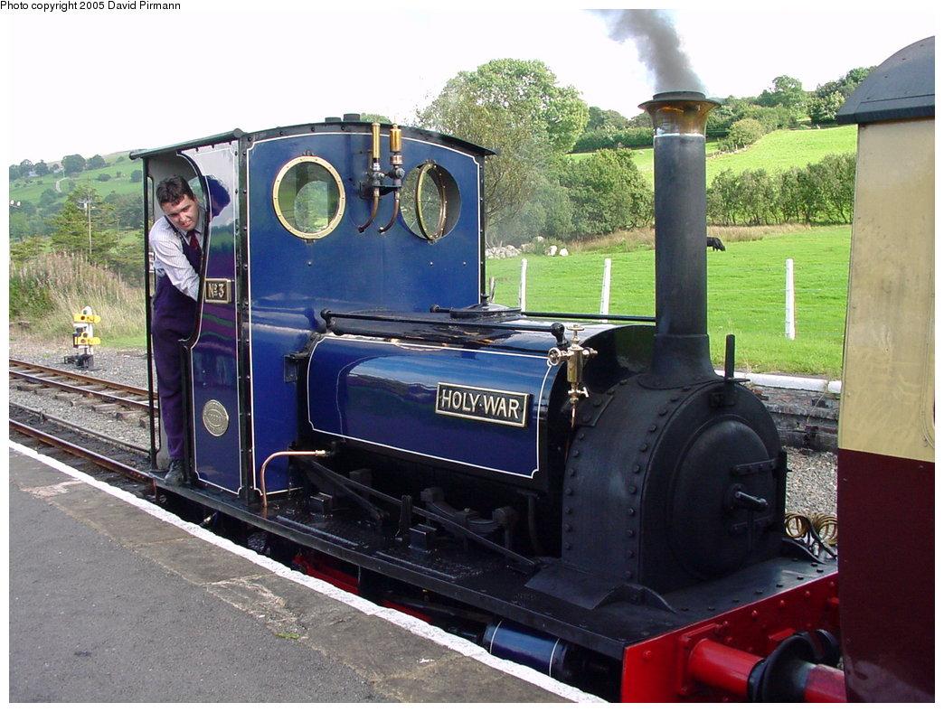 (197k, 1044x788)<br><b>Country:</b> United Kingdom<br><b>System:</b> Bala Lake Railway <br><b>Photo by:</b> David Pirmann<br><b>Date:</b> 9/5/2000<br><b>Viewed (this week/total):</b> 0 / 3074