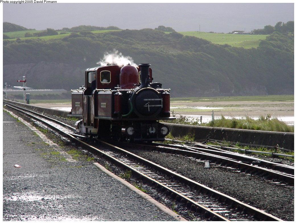 (209k, 1044x788)<br><b>Country:</b> United Kingdom<br><b>System:</b> Ffestiniog Railway <br><b>Photo by:</b> David Pirmann<br><b>Date:</b> 9/6/2000<br><b>Viewed (this week/total):</b> 0 / 1887