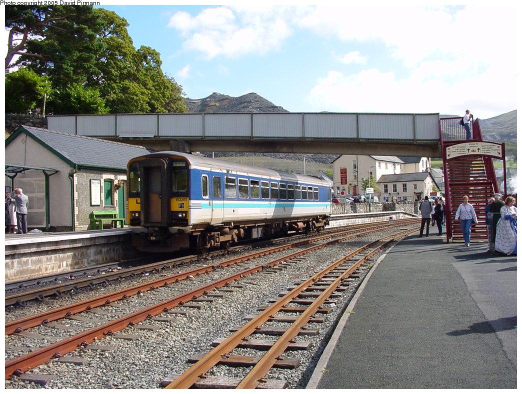(258k, 1044x788)<br><b>Country:</b> United Kingdom<br><b>System:</b> Ffestiniog Railway <br><b>Photo by:</b> David Pirmann<br><b>Date:</b> 9/6/2000<br><b>Viewed (this week/total):</b> 2 / 1725