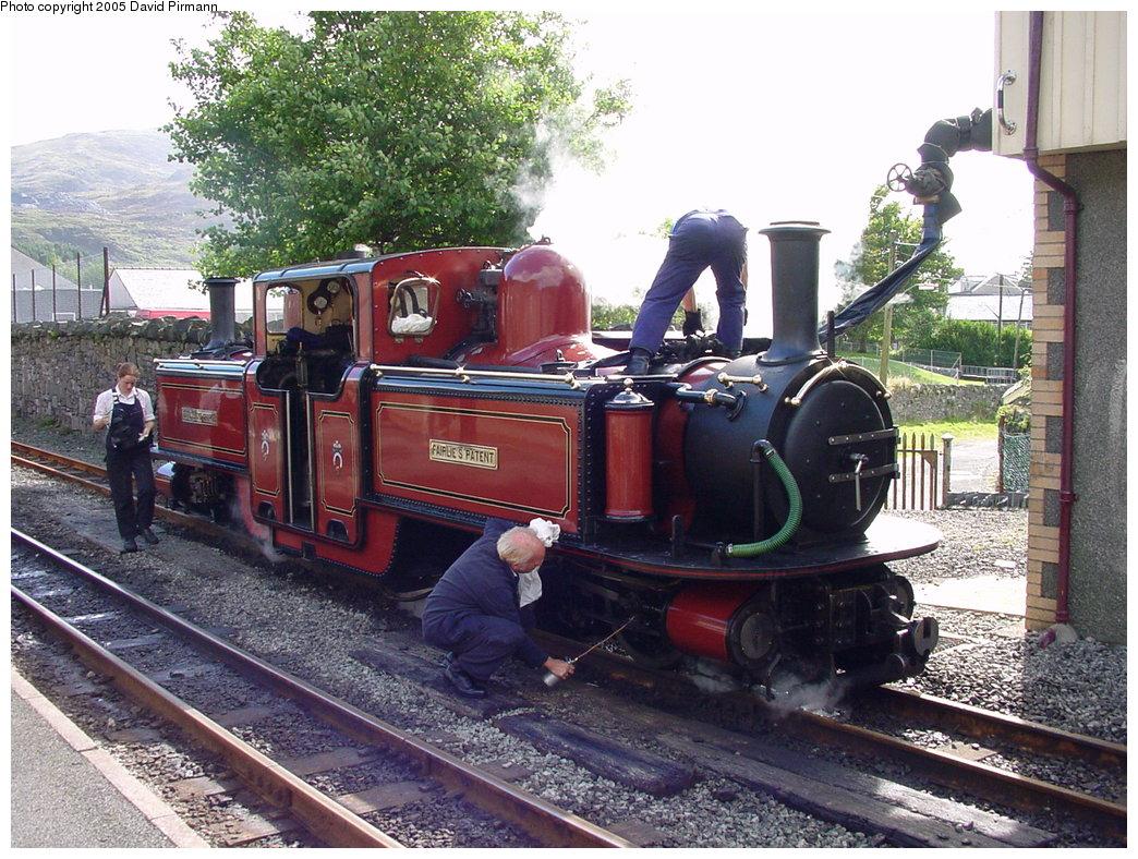 (245k, 1044x788)<br><b>Country:</b> United Kingdom<br><b>System:</b> Ffestiniog Railway <br><b>Photo by:</b> David Pirmann<br><b>Date:</b> 9/6/2000<br><b>Viewed (this week/total):</b> 0 / 1914