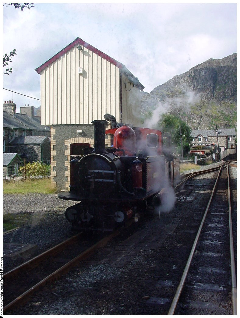 (187k, 788x1044)<br><b>Country:</b> United Kingdom<br><b>System:</b> Ffestiniog Railway <br><b>Photo by:</b> David Pirmann<br><b>Date:</b> 9/6/2000<br><b>Viewed (this week/total):</b> 0 / 1353