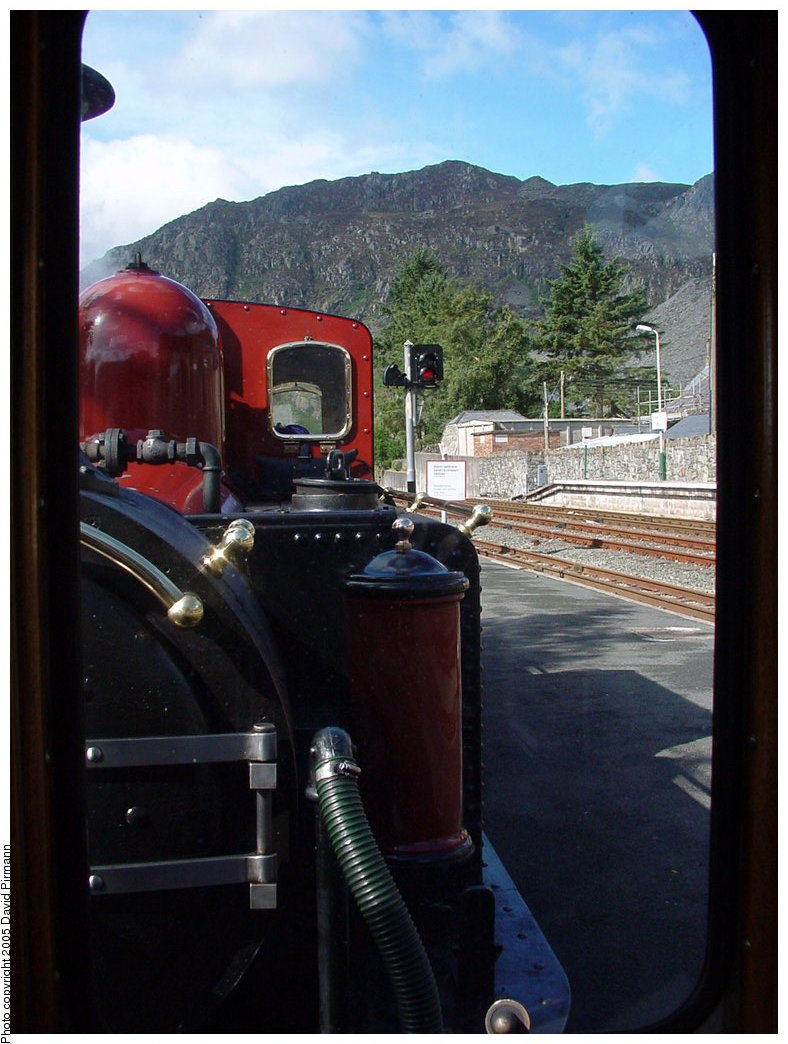 (163k, 788x1044)<br><b>Country:</b> United Kingdom<br><b>System:</b> Ffestiniog Railway <br><b>Photo by:</b> David Pirmann<br><b>Date:</b> 9/6/2000<br><b>Viewed (this week/total):</b> 1 / 1442