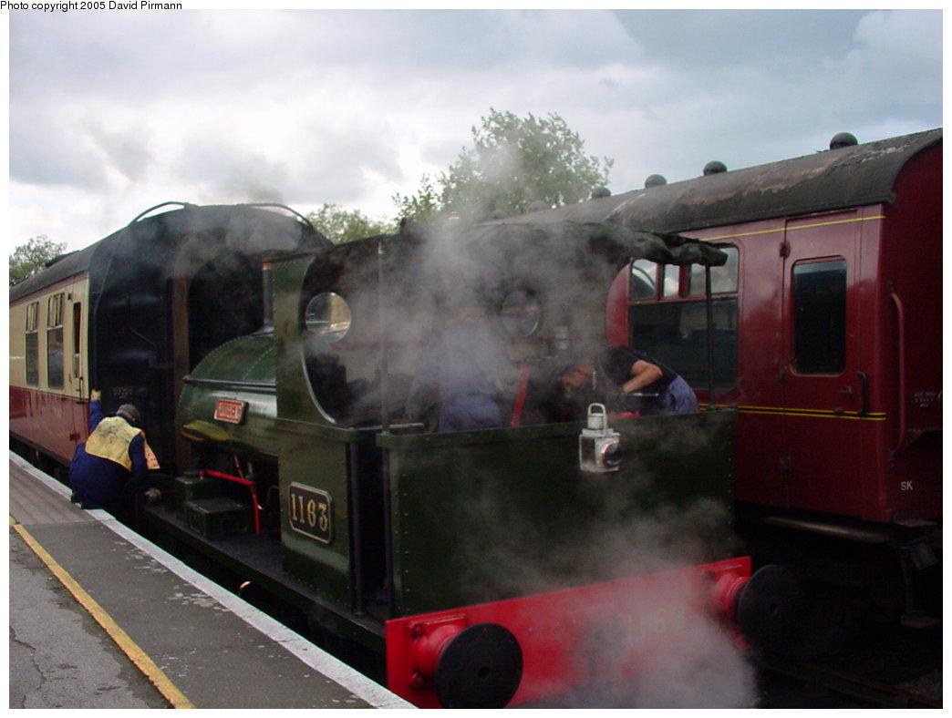 (122k, 1044x788)<br><b>Country:</b> United Kingdom<br><b>System:</b> Midlands Railway Centre <br><b>Photo by:</b> David Pirmann<br><b>Date:</b> 9/2/2000<br><b>Viewed (this week/total):</b> 0 / 1983