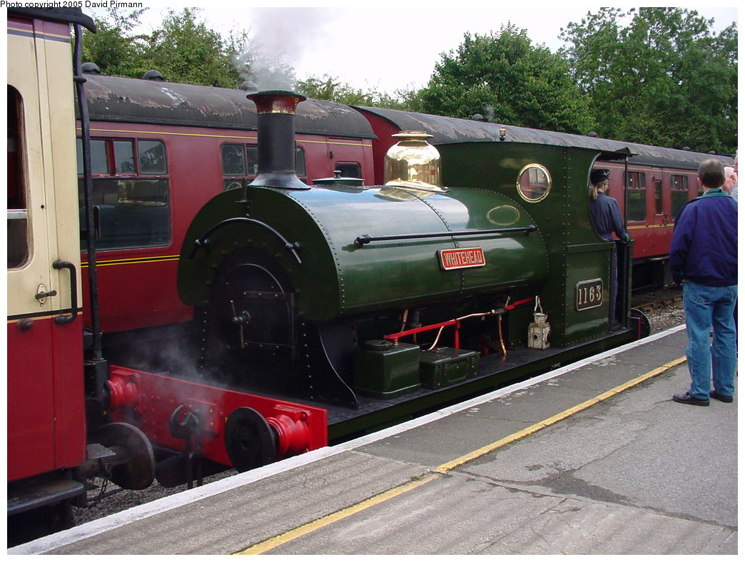 (209k, 1044x788)<br><b>Country:</b> United Kingdom<br><b>System:</b> Midlands Railway Centre <br><b>Photo by:</b> David Pirmann<br><b>Date:</b> 9/2/2000<br><b>Viewed (this week/total):</b> 4 / 2071