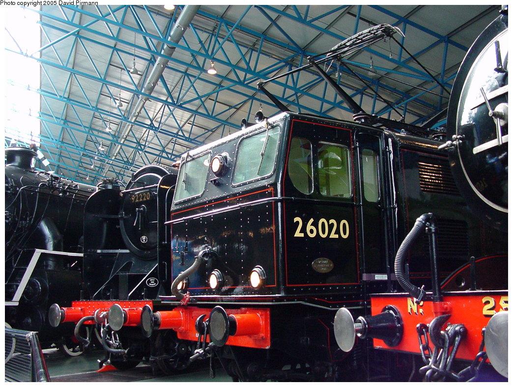 (255k, 1044x788)<br><b>Country:</b> United Kingdom<br><b>System:</b> National Railway Museum <br><b>Photo by:</b> David Pirmann<br><b>Date:</b> 9/3/2000<br><b>Viewed (this week/total):</b> 1 / 1843