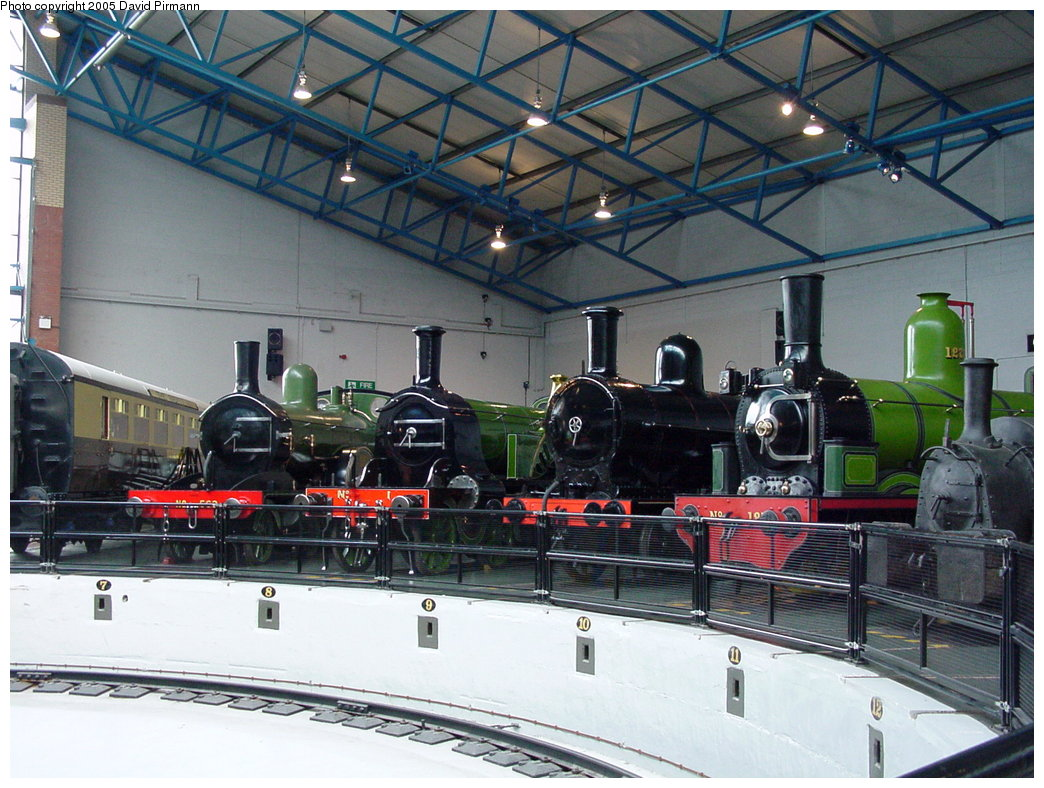 (206k, 1044x788)<br><b>Country:</b> United Kingdom<br><b>System:</b> National Railway Museum <br><b>Photo by:</b> David Pirmann<br><b>Date:</b> 9/3/2000<br><b>Viewed (this week/total):</b> 0 / 2011