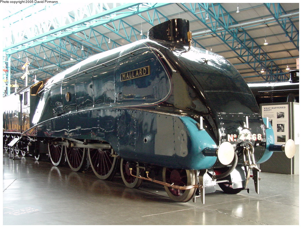 (219k, 1044x788)<br><b>Country:</b> United Kingdom<br><b>System:</b> National Railway Museum <br><b>Photo by:</b> David Pirmann<br><b>Date:</b> 9/3/2000<br><b>Viewed (this week/total):</b> 2 / 2382