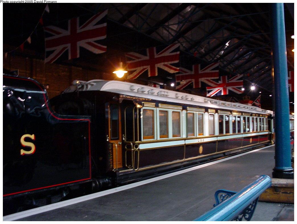 (160k, 1044x788)<br><b>Country:</b> United Kingdom<br><b>System:</b> National Railway Museum <br><b>Photo by:</b> David Pirmann<br><b>Date:</b> 9/3/2000<br><b>Viewed (this week/total):</b> 5 / 1879