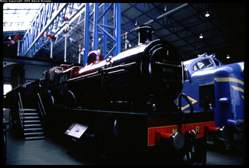 (93k, 820x553)<br><b>Country:</b> United Kingdom<br><b>System:</b> National Railway Museum <br><b>Photo by:</b> David Pirmann<br><b>Date:</b> 9/3/2000<br><b>Viewed (this week/total):</b> 1 / 1508