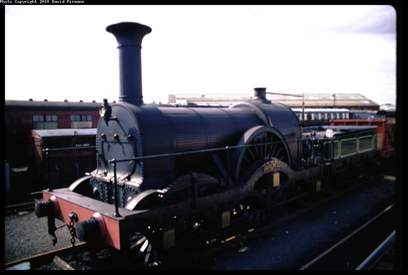 (66k, 820x553)<br><b>Country:</b> United Kingdom<br><b>System:</b> National Railway Museum <br><b>Photo by:</b> David Pirmann<br><b>Date:</b> 9/3/2000<br><b>Viewed (this week/total):</b> 2 / 1843