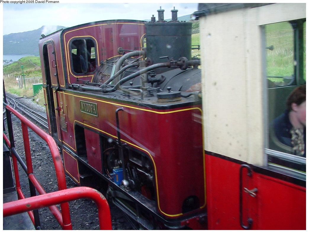 (175k, 1044x788)<br><b>Country:</b> United Kingdom<br><b>System:</b> Snowdon Mountain Railway <br><b>Photo by:</b> David Pirmann<br><b>Date:</b> 9/8/2000<br><b>Viewed (this week/total):</b> 1 / 1964