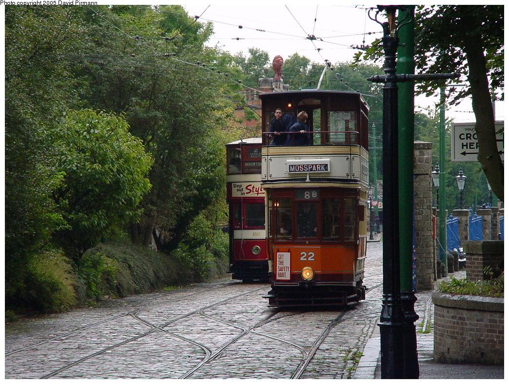 (272k, 1044x788)<br><b>Country:</b> United Kingdom<br><b>System:</b> National Tramway Museum <br><b>Photo by:</b> David Pirmann<br><b>Date:</b> 9/2/2000<br><b>Viewed (this week/total):</b> 0 / 2090