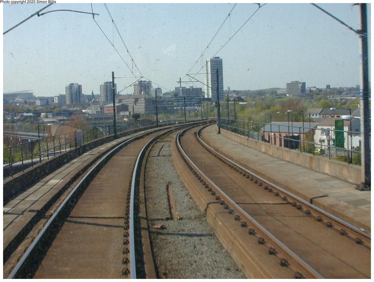 (76k, 820x620)<br><b>Country:</b> United Kingdom<br><b>City:</b> Newcastle<br><b>System:</b> Tyne & Wear Metro<br><b>Photo by:</b> Simon Billis<br><b>Date:</b> 2001<br><b>Viewed (this week/total):</b> 0 / 3218
