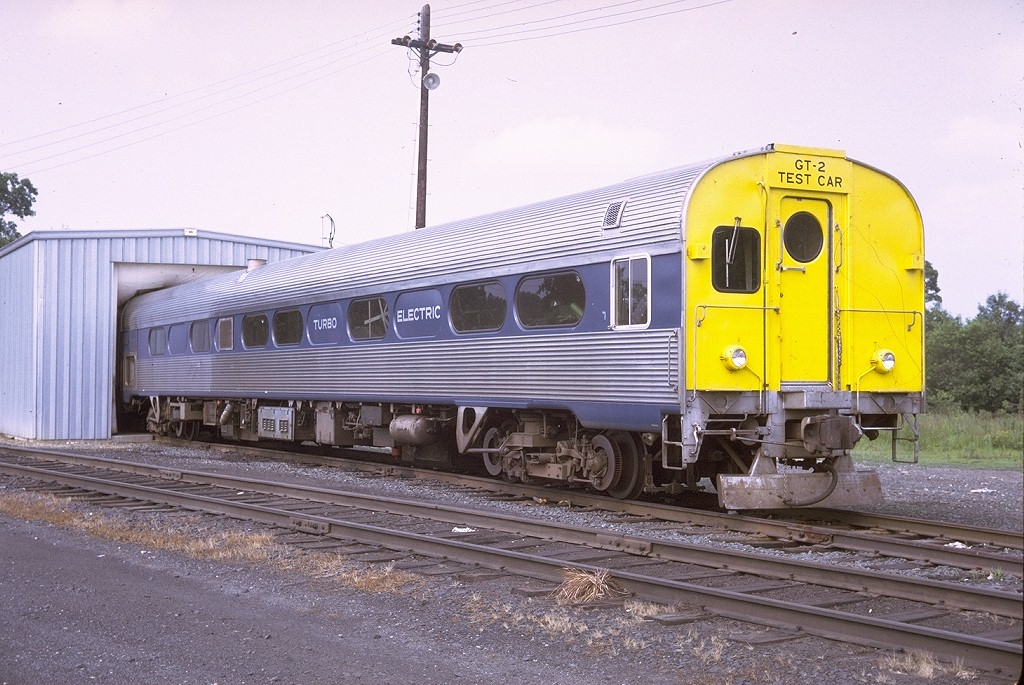 (219k, 1024x685)<br><b>Country:</b> United States<br><b>System:</b> Long Island Rail Road<br><b>Line:</b> LIRR Greenport<br><b>Location:</b> Ronkonkoma <br><b>Car:</b>  GT-2 <br><b>Photo by:</b> Doug Grotjahn<br><b>Collection of:</b> Joe Testagrose<br><b>Date:</b> 7/26/1970<br><b>Viewed (this week/total):</b> 6 / 4803