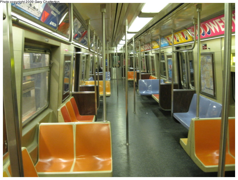 (135k, 820x620)<br><b>Country:</b> United States<br><b>City:</b> New York<br><b>System:</b> New York City Transit<br><b>Car:</b> R-46 (Pullman-Standard, 1974-75) 5911 <br><b>Photo by:</b> Gary Chatterton<br><b>Date:</b> 4/5/2009<br><b>Viewed (this week/total):</b> 4 / 5828