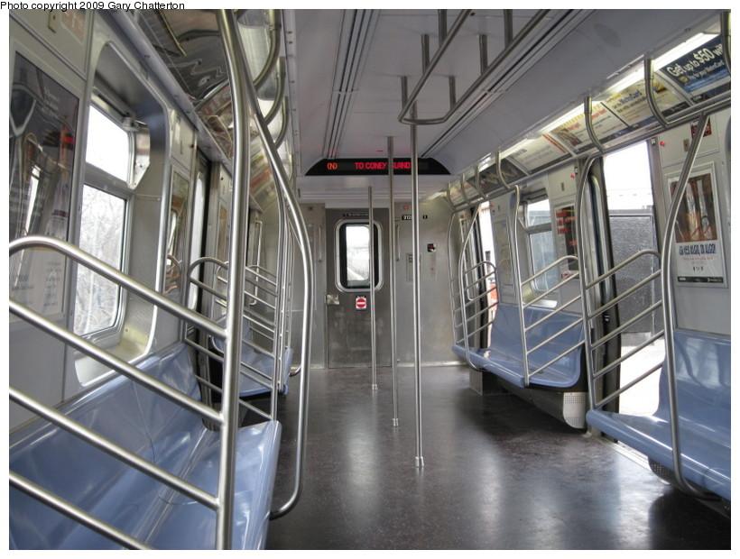 (144k, 820x620)<br><b>Country:</b> United States<br><b>City:</b> New York<br><b>System:</b> New York City Transit<br><b>Car:</b> R-160B (Option 1) (Kawasaki, 2008-2009)  9128 <br><b>Photo by:</b> Gary Chatterton<br><b>Date:</b> 4/15/2009<br><b>Viewed (this week/total):</b> 0 / 1690