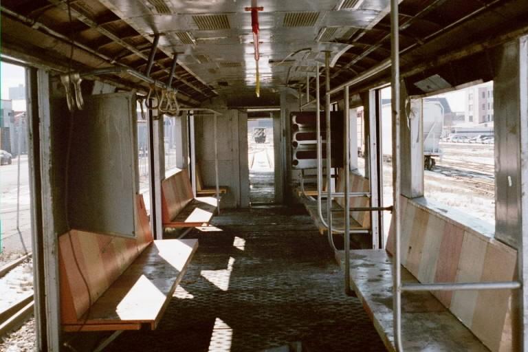 (82k, 768x512)<br><b>Country:</b> United States<br><b>City:</b> New York<br><b>System:</b> New York City Transit<br><b>Line:</b> South Brooklyn Railway<br><b>Location:</b> SBK Yard (2nd Ave at 38th St.) (SBK)<br><b>Car:</b> R-142 or R-142A (Number Unknown) Mockup 1 <br><b>Photo by:</b> Michael Pompili<br><b>Date:</b> 1/28/2001<br><b>Viewed (this week/total):</b> 0 / 2233