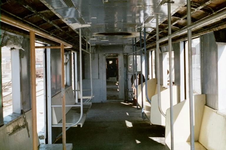 (78k, 768x512)<br><b>Country:</b> United States<br><b>City:</b> New York<br><b>System:</b> New York City Transit<br><b>Line:</b> South Brooklyn Railway<br><b>Location:</b> SBK Yard (2nd Ave at 38th St.) (SBK)<br><b>Car:</b> R-142 or R-142A (Number Unknown) Mockup 2 <br><b>Photo by:</b> Michael Pompili<br><b>Date:</b> 1/28/2001<br><b>Viewed (this week/total):</b> 1 / 2246