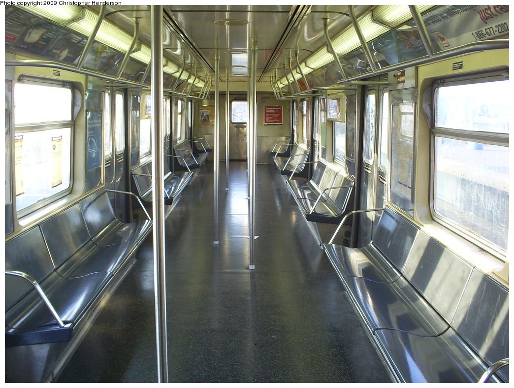 (300k, 1044x788)<br><b>Country:</b> United States<br><b>City:</b> New York<br><b>System:</b> New York City Transit<br><b>Route:</b> F<br><b>Car:</b> R-42 (St. Louis, 1969-1970)  4572 <br><b>Photo by:</b> Christopher Henderson<br><b>Date:</b> 5/7/2009<br><b>Viewed (this week/total):</b> 0 / 1254