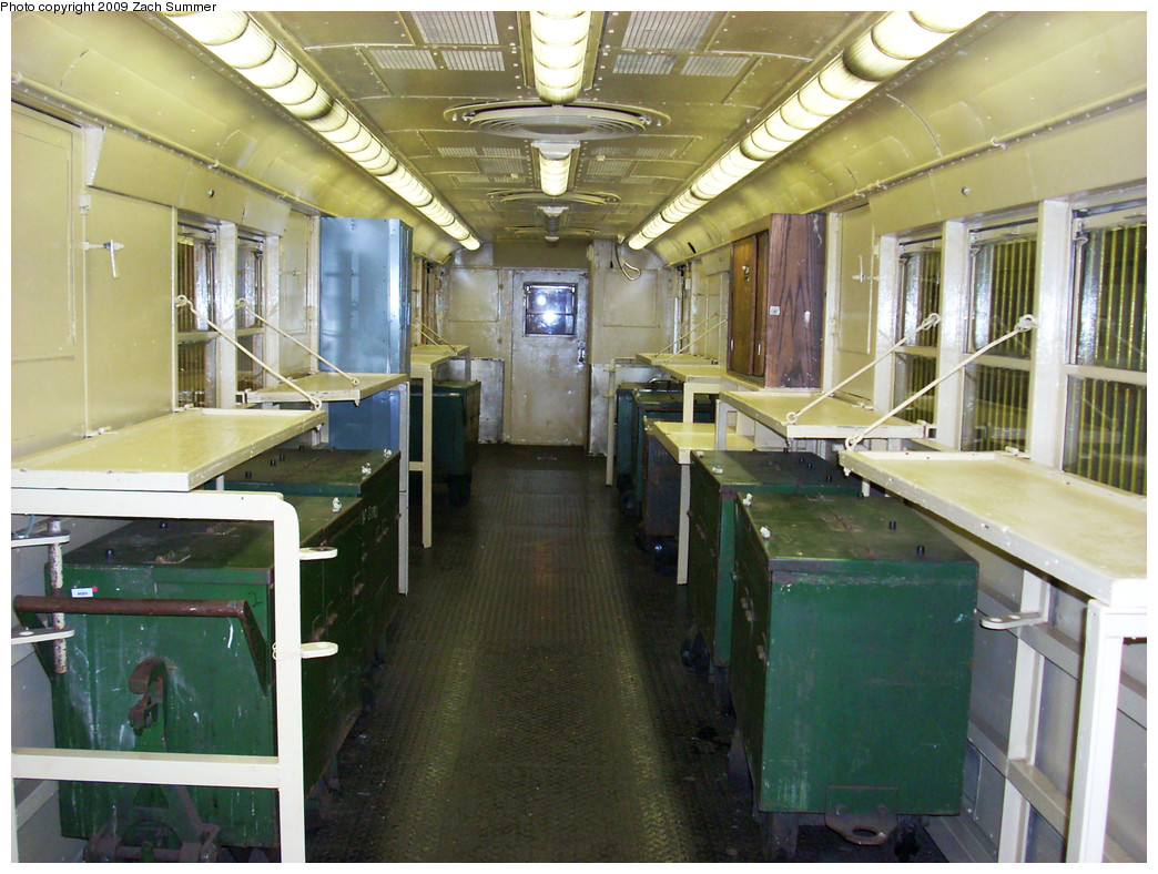 (302k, 1044x788)<br><b>Country:</b> United States<br><b>City:</b> New York<br><b>System:</b> New York City Transit<br><b>Location:</b> New York Transit Museum<br><b>Car:</b> R-95 Revenue Collector 0R714 (ex-7194)<br><b>Photo by:</b> Zach Summer<br><b>Date:</b> 7/22/2008<br><b>Viewed (this week/total):</b> 4 / 3456