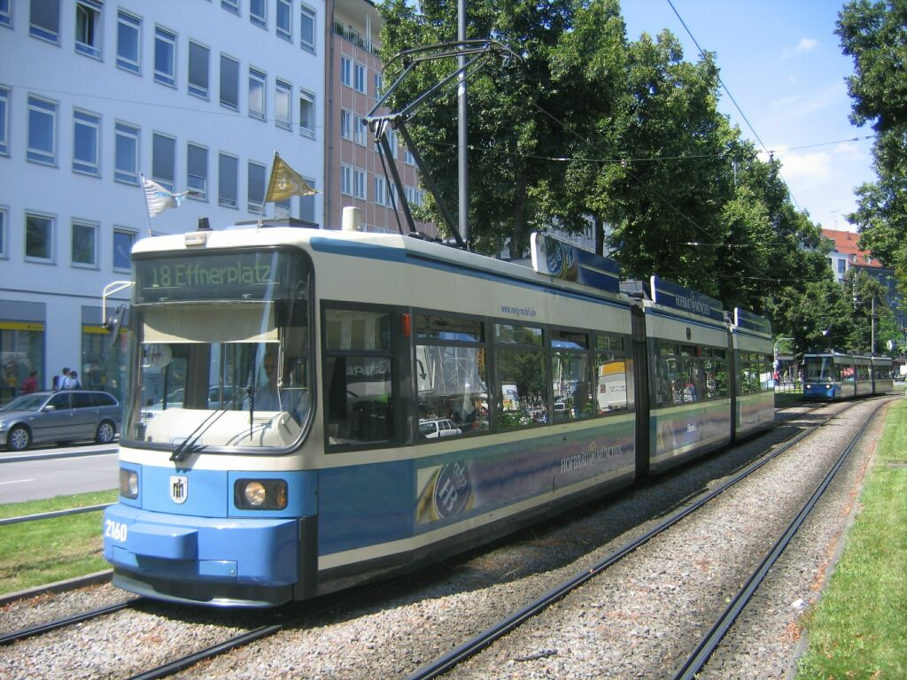 (179k, 1024x768)<br><b>Country:</b> Germany<br><b>City:</b> Munich<br><b>System:</b> MVG (Munchener Verkehrsgesellschaft)<br><b>Location:</b> Sonnenstrasse <br><b>Route:</b> 18<br><b>Car:</b> Siemens GT6N R2.2  2160  <br><b>Photo by:</b> Jos Straathof<br><b>Date:</b> 8/14/2008<br><b>Viewed (this week/total):</b> 0 / 378