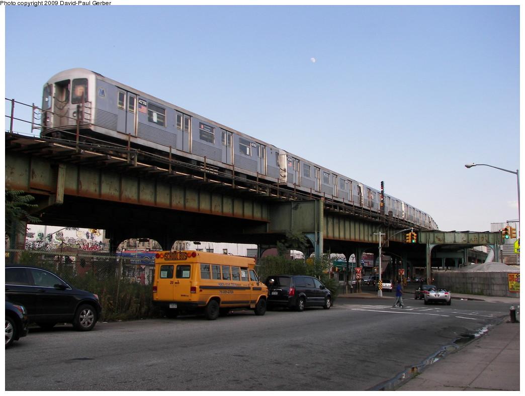 (239k, 1044x788)<br><b>Country:</b> United States<br><b>City:</b> New York<br><b>System:</b> New York City Transit<br><b>Line:</b> BMT Culver Line<br><b>Location:</b> Ditmas Avenue <br><b>Route:</b> F<br><b>Car:</b> R-42 (St. Louis, 1969-1970)  4778 <br><b>Photo by:</b> David-Paul Gerber<br><b>Date:</b> 7/1/2009<br><b>Viewed (this week/total):</b> 3 / 1620