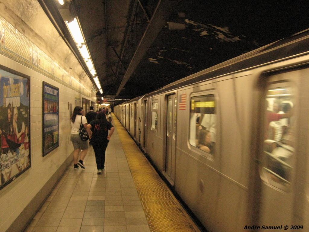 (256k, 1024x768)<br><b>Country:</b> United States<br><b>City:</b> New York<br><b>System:</b> New York City Transit<br><b>Line:</b> IRT East Side Line<br><b>Location:</b> 96th Street <br><b>Photo by:</b> Andre Samuel<br><b>Date:</b> 5/25/2009<br><b>Viewed (this week/total):</b> 0 / 1063