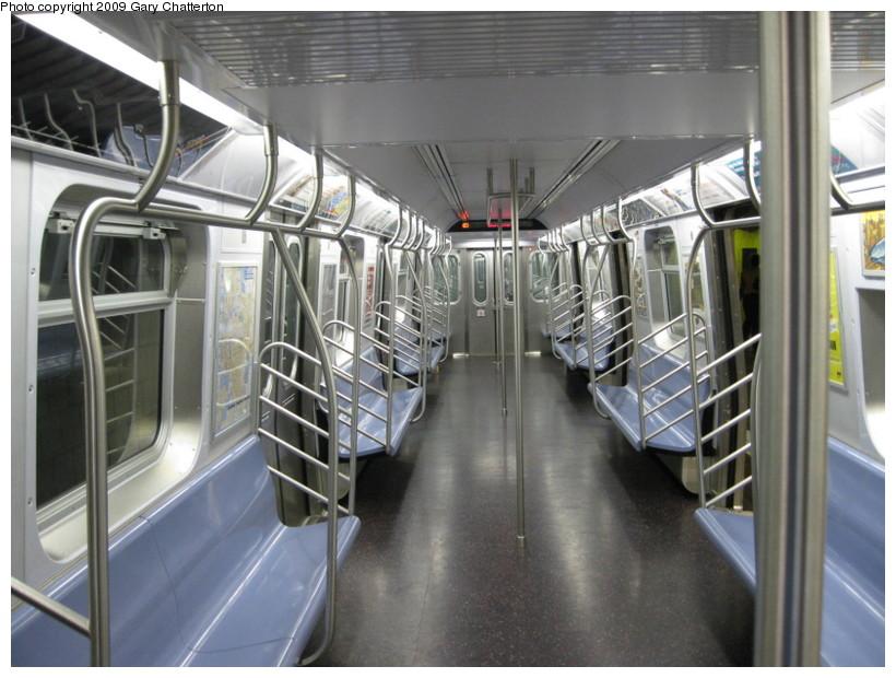 (137k, 820x620)<br><b>Country:</b> United States<br><b>City:</b> New York<br><b>System:</b> New York City Transit<br><b>Route:</b> E<br><b>Car:</b> R-160A (Option 1) (Alstom, 2008-2009, 5 car sets)  9344 <br><b>Photo by:</b> Gary Chatterton<br><b>Date:</b> 7/3/2009<br><b>Viewed (this week/total):</b> 2 / 1159