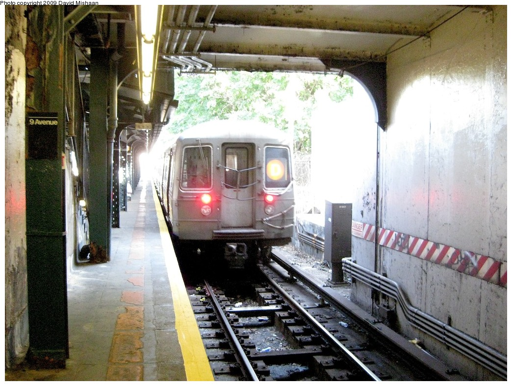 (260k, 1044x788)<br><b>Country:</b> United States<br><b>City:</b> New York<br><b>System:</b> New York City Transit<br><b>Line:</b> BMT West End Line<br><b>Location:</b> 9th Avenue <br><b>Photo by:</b> David M. <br><b>Date:</b> 9/2/2009<br><b>Viewed (this week/total):</b> 0 / 1568