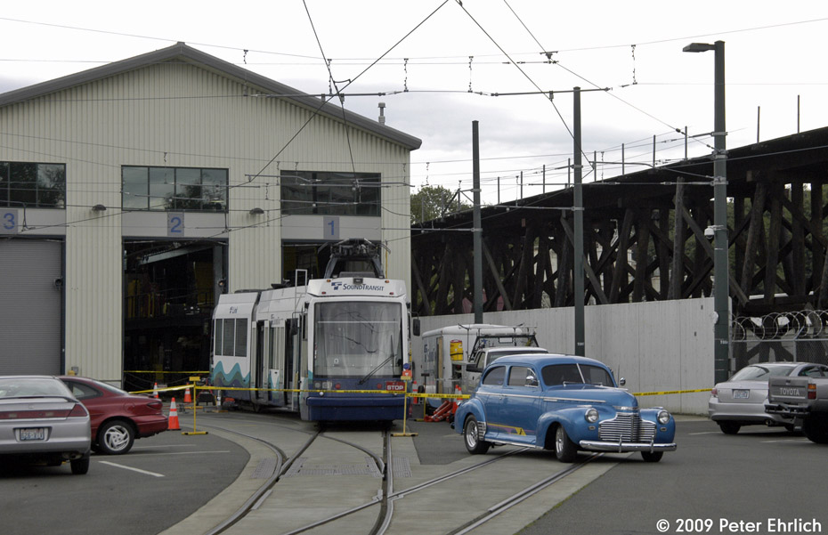 (179k, 930x601)<br><b>Country:</b> United States<br><b>City:</b> Tacoma, WA<br><b>System:</b> SoundTransit - Tacoma Link Light Rail<br><b>Location:</b> Tacoma Link Maint. Facility (25th & G)<br><b>Car:</b> Škoda/Inekon Astra 10T 1003 <br><b>Photo by:</b> Peter Ehrlich<br><b>Date:</b> 9/16/2009<br><b>Viewed (this week/total):</b> 1 / 1134