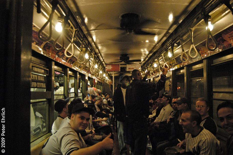 (248k, 930x618)<br><b>Country:</b> United States<br><b>City:</b> New York<br><b>System:</b> New York City Transit<br><b>Route:</b> Fan Trip<br><b>Car:</b> Low-V (Museum Train) 5292 <br><b>Photo by:</b> Peter Ehrlich<br><b>Date:</b> 10/9/2009<br><b>Viewed (this week/total):</b> 0 / 799