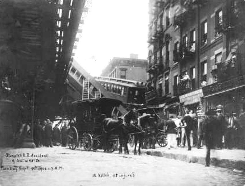 (89k, 800x607)<br><b>Country:</b> United States<br><b>City:</b> New York<br><b>System:</b> New York City Transit<br><b>Line:</b> 6th Avenue El<br><b>Location:</b> 8th Avenue/53rd Street <br><b>Collection of:</b> Herbert P. Maruska<br><b>Date:</b> 1905<br><b>Viewed (this week/total):</b> 4 / 2066