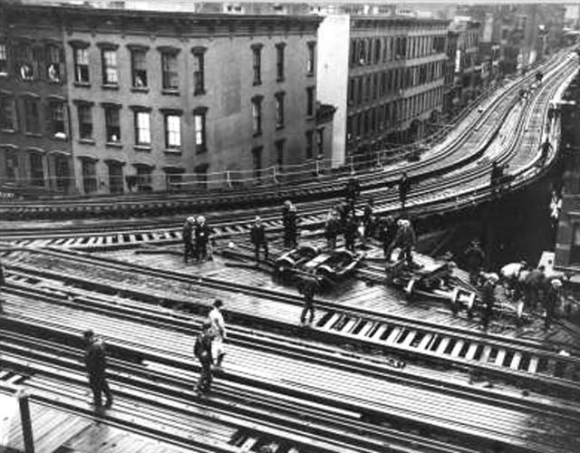 (89k, 640x500)<br><b>Country:</b> United States<br><b>City:</b> New York<br><b>System:</b> New York City Transit<br><b>Line:</b> 6th Avenue El<br><b>Location:</b> 8th Avenue/53rd Street <br><b>Collection of:</b> Herbert P. Maruska<br><b>Date:</b> 1905<br><b>Viewed (this week/total):</b> 2 / 2440