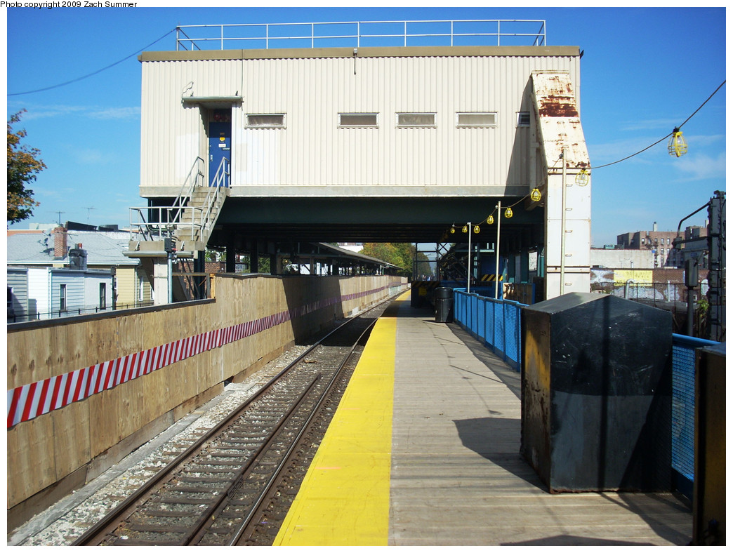 (303k, 1044x788)<br><b>Country:</b> United States<br><b>City:</b> New York<br><b>System:</b> New York City Transit<br><b>Line:</b> BMT Brighton Line<br><b>Location:</b> Kings Highway <br><b>Photo by:</b> Zach Summer<br><b>Date:</b> 10/22/2009<br><b>Notes:</b> Station Reconstruction.<br><b>Viewed (this week/total):</b> 1 / 863