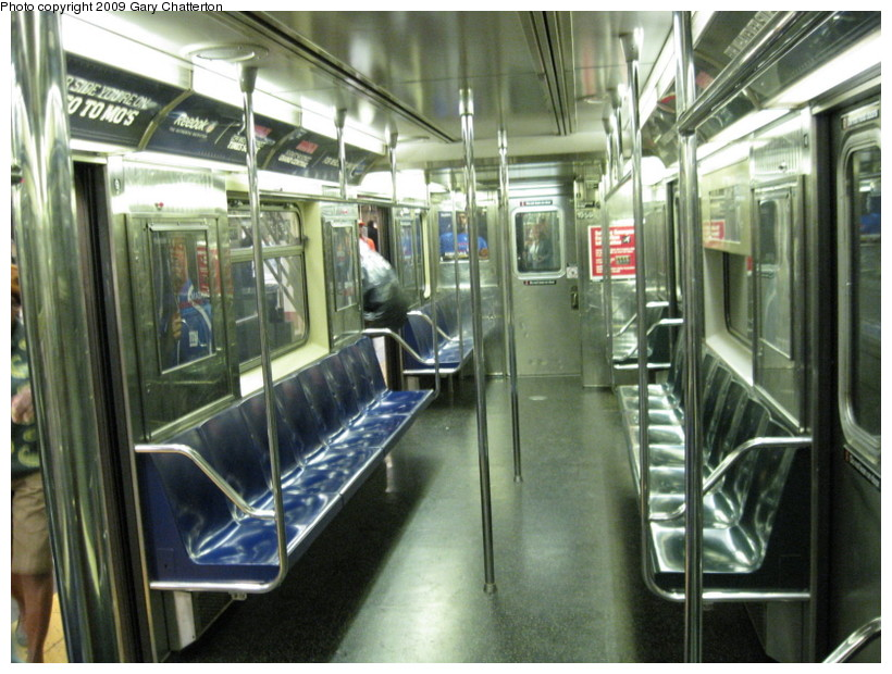 (156k, 820x620)<br><b>Country:</b> United States<br><b>City:</b> New York<br><b>System:</b> New York City Transit<br><b>Route:</b> S<br><b>Car:</b> R-62A (Bombardier, 1984-1987)  1956 <br><b>Photo by:</b> Gary Chatterton<br><b>Date:</b> 9/10/2009<br><b>Viewed (this week/total):</b> 1 / 1253
