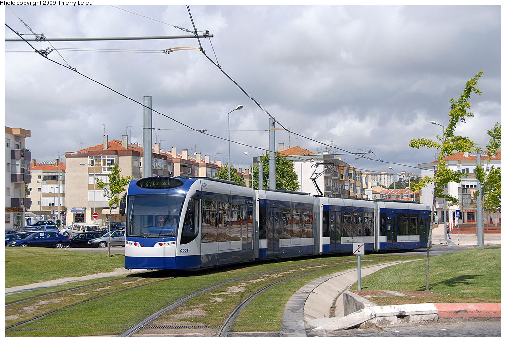 (311k, 1044x705)<br><b>Country:</b> Portugal<br><b>City:</b> Lisbon<br><b>System:</b> MTS Metro Transportes do Sul <br><b>Location:</b> Casa do Povo <br><b>Car:</b>  C001 <br><b>Photo by:</b> Thierry Leleu<br><b>Date:</b> 4/15/2009<br><b>Viewed (this week/total):</b> 0 / 252