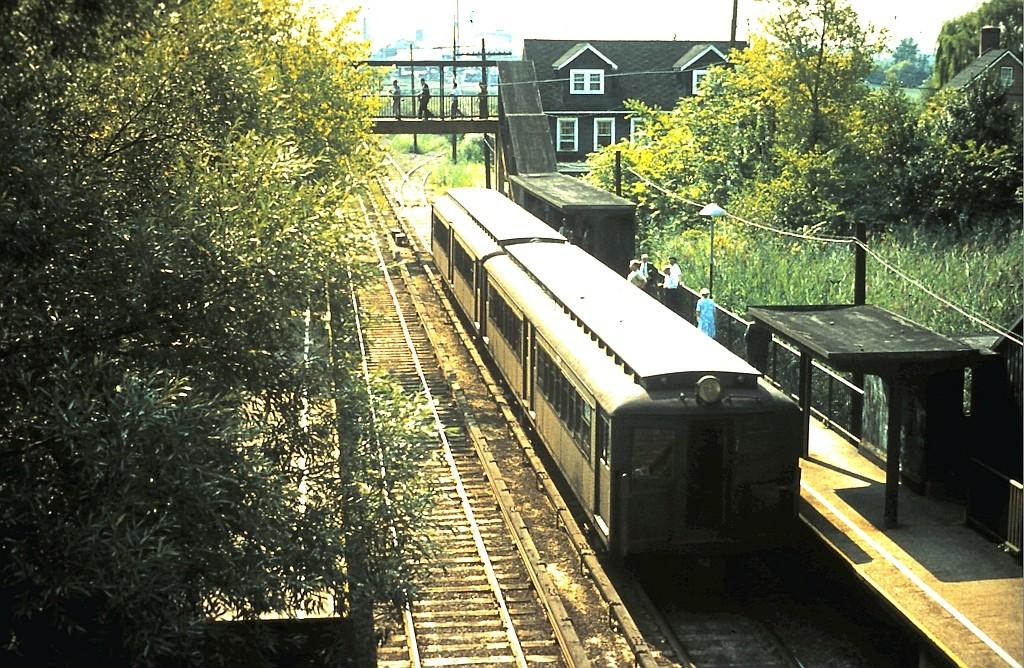 (293k, 1024x668)<br><b>Country:</b> United States<br><b>City:</b> New York<br><b>System:</b> New York City Transit<br><b>Line:</b> SIRT<br><b>Location:</b> Richmond Valley <br><b>Car:</b> SIRT ME-1 (Motor) 366/393 <br><b>Collection of:</b> John Barnes<br><b>Date:</b> 1972<br><b>Viewed (this week/total):</b> 0 / 1061