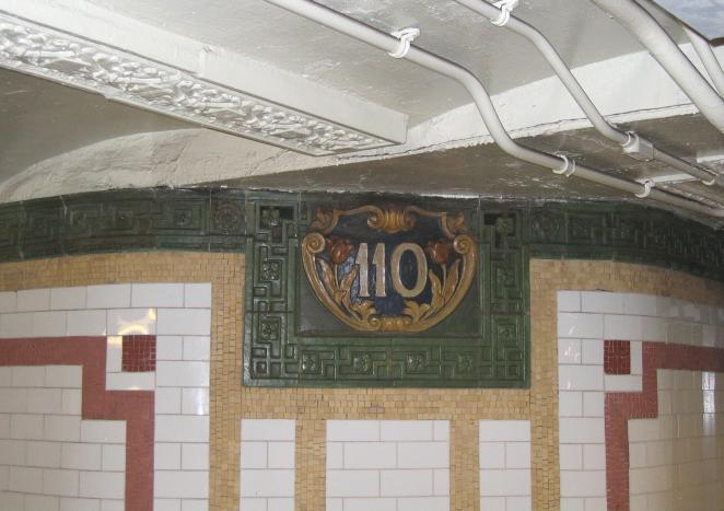 (49k, 662x467)<br><b>Country:</b> United States<br><b>City:</b> New York<br><b>System:</b> New York City Transit<br><b>Line:</b> IRT West Side Line<br><b>Location:</b> 110th Street <br><b>Photo by:</b> Robbie Rosenfeld<br><b>Date:</b> 1/19/2005<br><b>Viewed (this week/total):</b> 0 / 2823