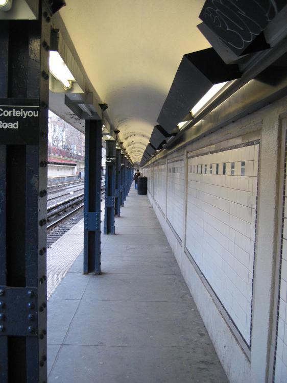 (59k, 562x750)<br><b>Country:</b> United States<br><b>City:</b> New York<br><b>System:</b> New York City Transit<br><b>Line:</b> BMT Brighton Line<br><b>Location:</b> Cortelyou Road <br><b>Photo by:</b> Robbie Rosenfeld<br><b>Date:</b> 3/16/2005<br><b>Viewed (this week/total):</b> 4 / 3034