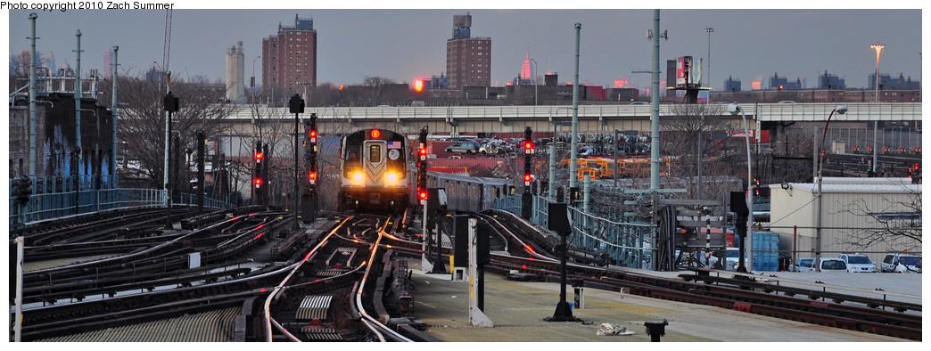 (190k, 1044x394)<br><b>Country:</b> United States<br><b>City:</b> New York<br><b>System:</b> New York City Transit<br><b>Location:</b> Coney Island/Stillwell Avenue<br><b>Route:</b> N<br><b>Car:</b> R-160B (Option 1) (Kawasaki, 2008-2009) 8992 <br><b>Photo by:</b> Zach Summer<br><b>Date:</b> 1/13/2010<br><b>Viewed (this week/total):</b> 0 / 2129
